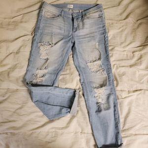 Sexy boyfriend jeans